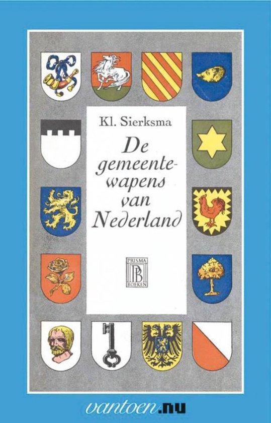 Vantoen.nu - Gemeentewapens van Nederland - K. Sierksma |