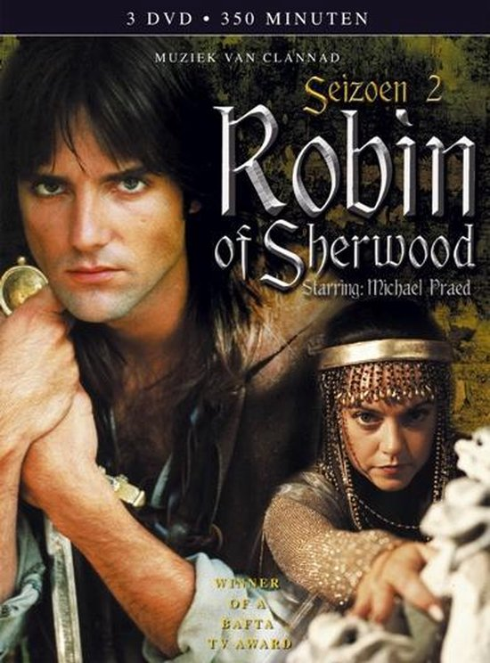 Cover van de film 'Robin Of Sherwood'
