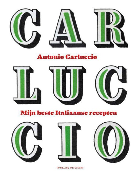 Boek cover Mijn beste Italiaanse recepten van Antonio Carluccio (Hardcover)