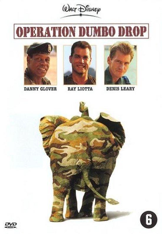 Cover van de film 'Operation Dumbo Drop'