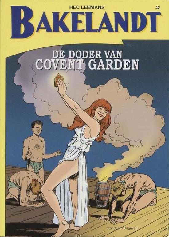 Bakelandt 42 De doder van Covent Garden - Hec Leemans |