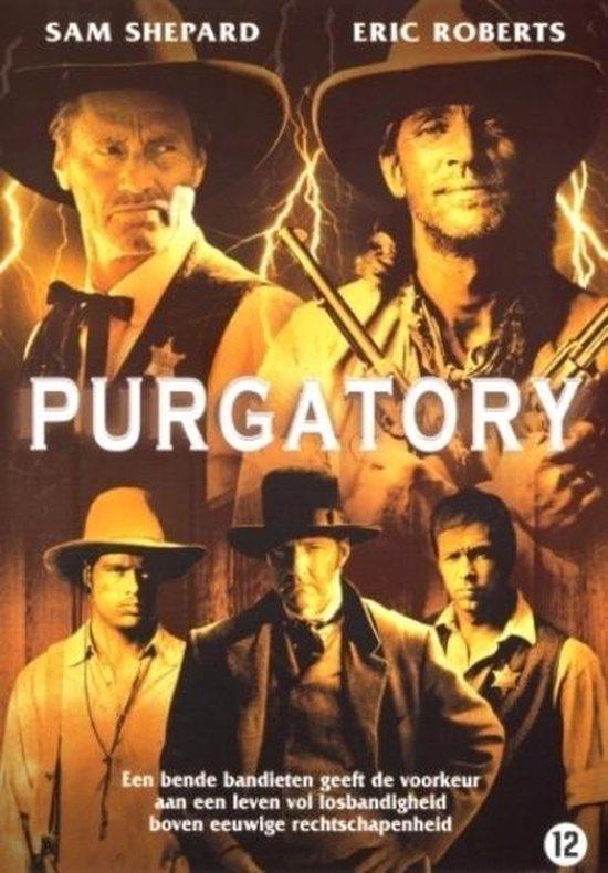 Cover van de film 'Purgatory'
