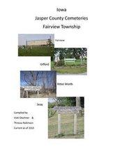 Iowa Jasper County Cemeteries