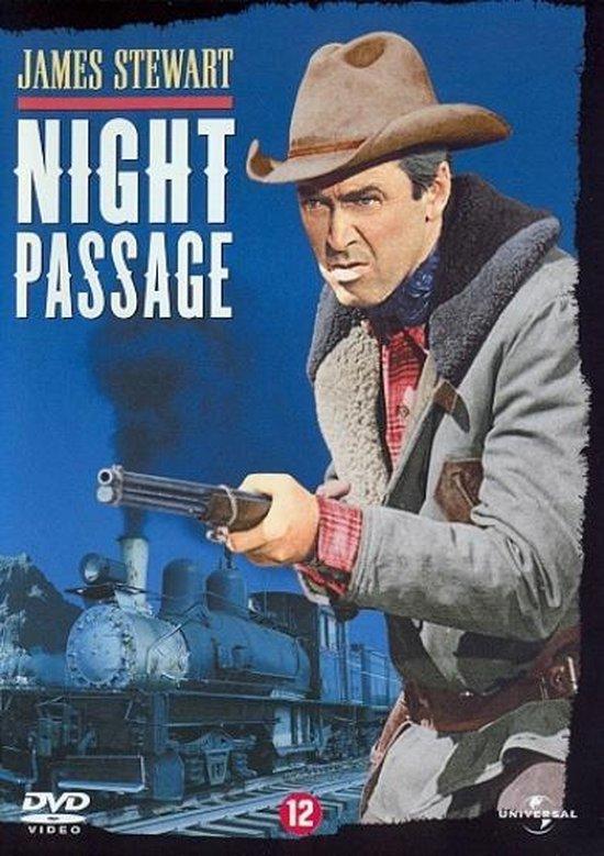 Cover van de film 'Night Passage'