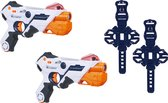 NERF Laser Ops Pro Alphapoint Two Pack - Blaster