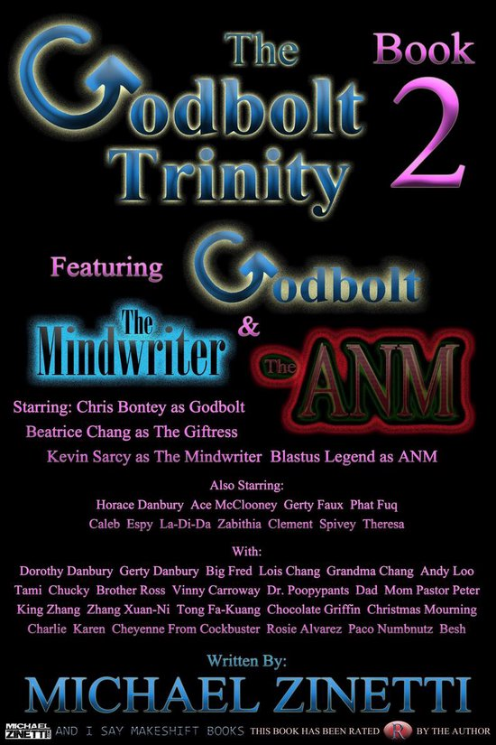 The Godbolt Trinity: Book 2