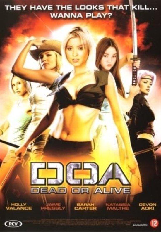 Cover van de film 'DOA: Dead Or Alive'
