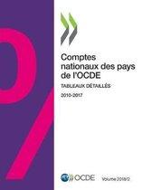 Comptes Nationaux Des Pays de l'Ocde, Volume 2018 Num ro 2 Tableaux D taill s