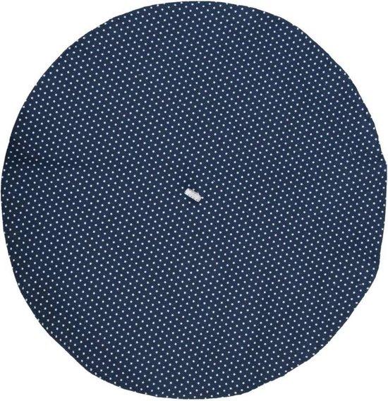 Clayre & Eef Keukendoek rond TLS - Twinkle Little Star doorsnede ø 80 cm - 3 stuks