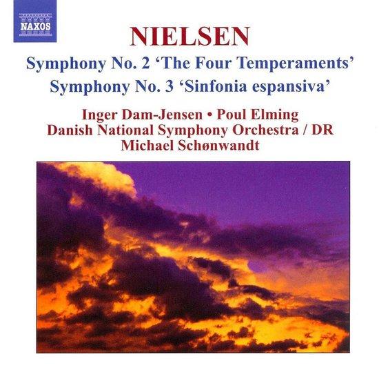 Nielsen: Symphonies No. 2 & 3