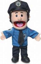 Handpop Politieman Sillypuppets 14''