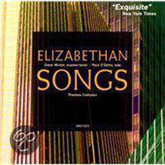 Classical Express - Elizabethan Songs / Minter, O'Dette