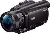 Sony Handycam FDR-AX700 - Zwart