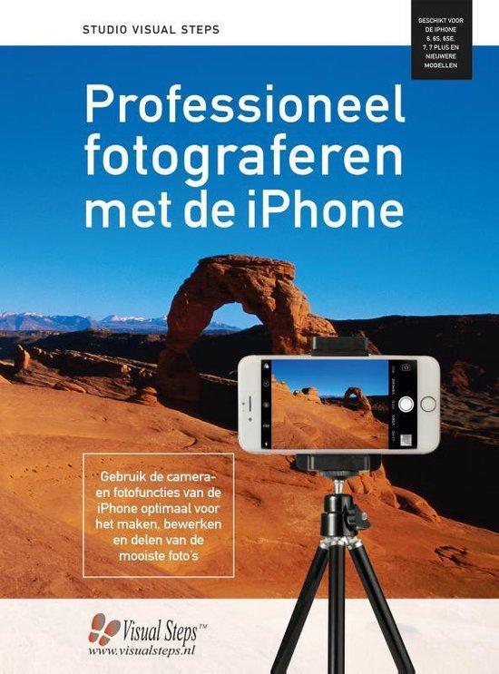 Afbeelding van Professioneel fotograferen met de iPhone