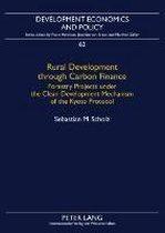 Rural Development through Carbon Finance