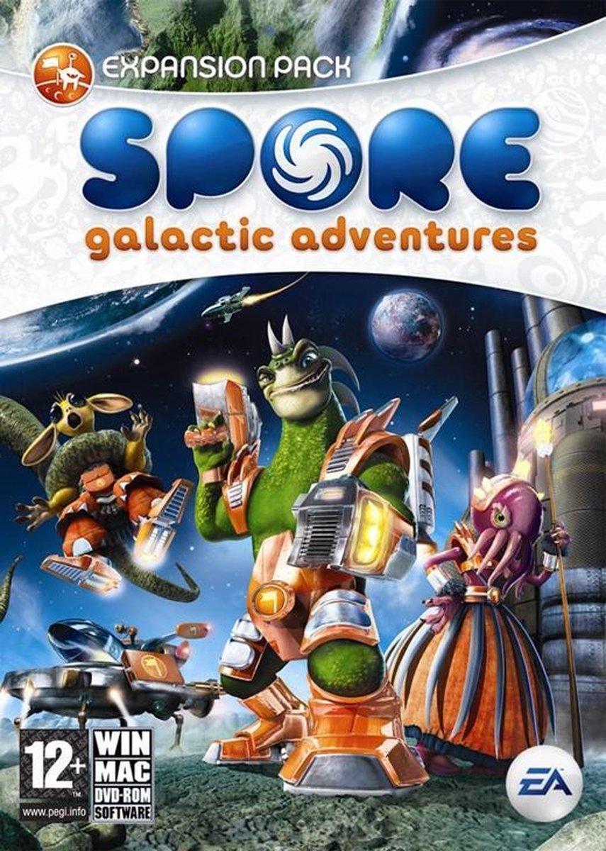 Spore: Ruimteavonturen - Windows - iMac-Games