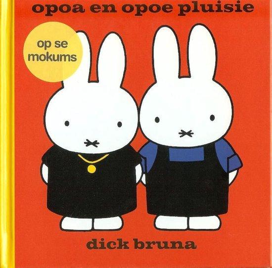 opoa en opoe pluisie op se Mokums - Dick Bruna |