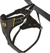 Kurgo - Impact Dog Car Harness -Black/Charcoal - Large