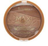Rimmel Maxi Bronzer Face and Body Bronzing Poeder - 003 Dark