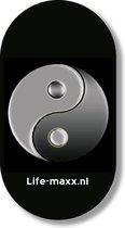 "Life-Maxx anti straling sticker ""yin-yang"""