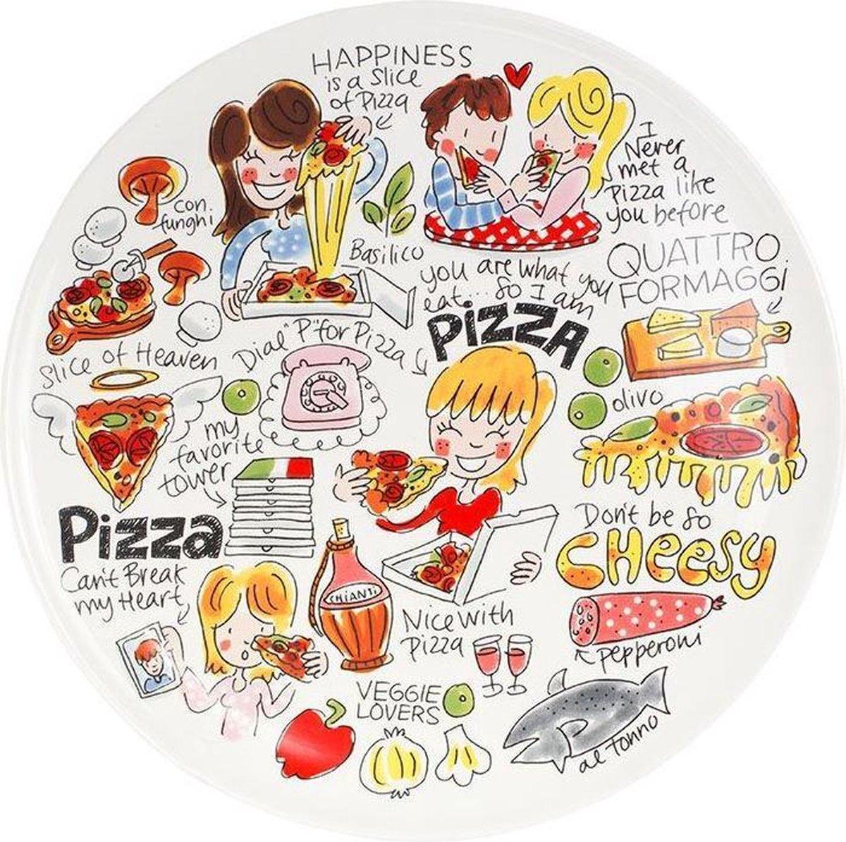 Blond Amsterdam specials pizzabord -  Ø 31 cm