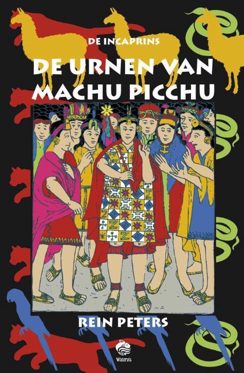 De Incaprins 1 - De urnen van Machu Picchu