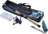 Albatros Funmaster Fishing Kit - Hengelset - 210 c