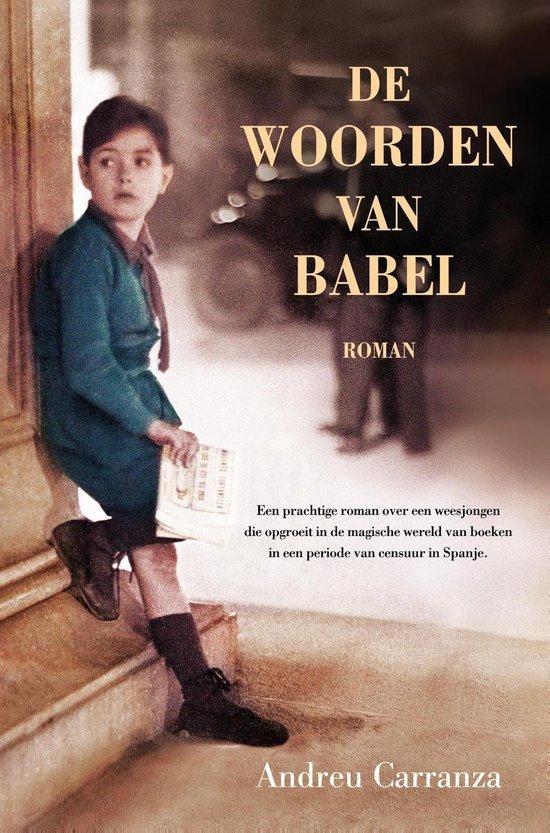 De woorden van Babel - Andreu Carranza |