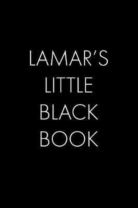 Lamar's Little Black Book