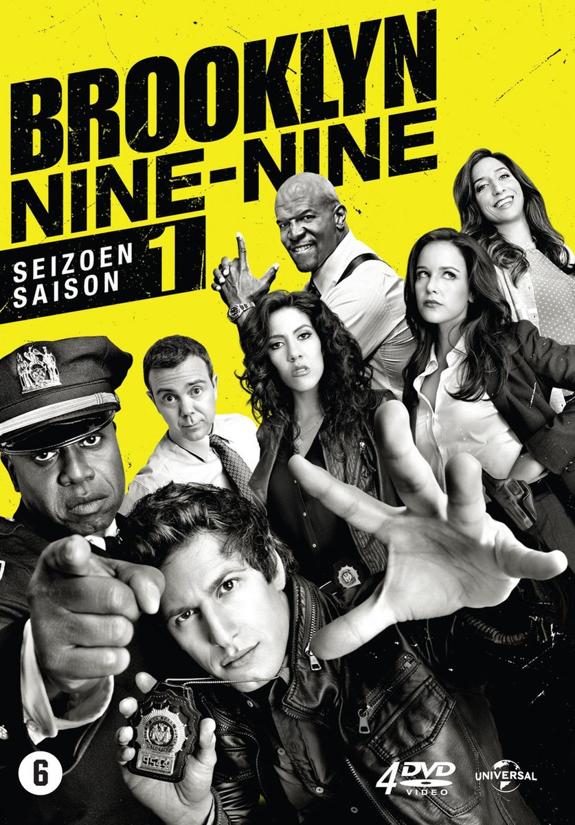 Brooklyn Nine-Nine - Seizoen 1 -