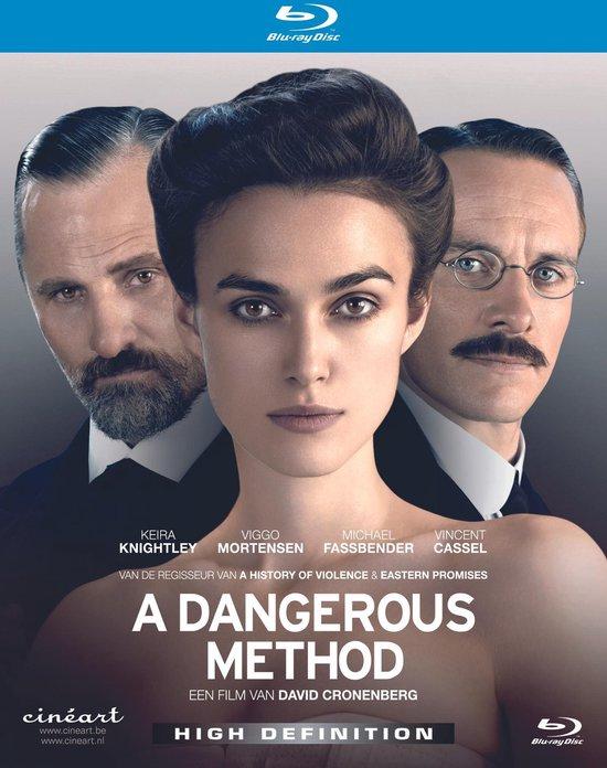 Cover van de film 'A Dangerous Method'