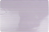 Yong Stripes Placemat - 45 x 30 cm - Paars