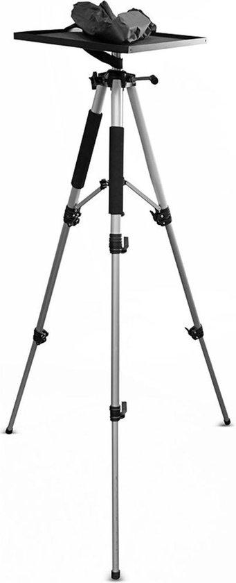 Projectortafel/statief / camerastatief - aluminium - 50-150 cm hoog