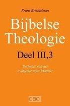 Bijbelse Theologie Iii/3