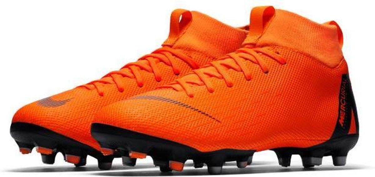 Nike Mercurial Superfly VI Academy MG Voetbalschoenen Kinderen - Total Orange - Nike