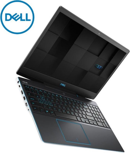 Dell G3 Gaming Laptop - Zwart Blauw