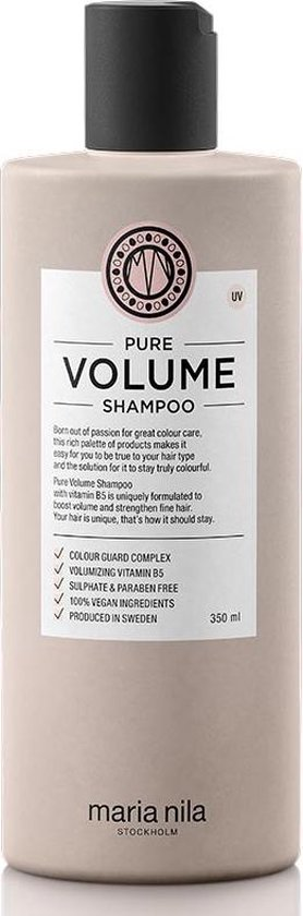 Maria Nila - Pure Volume - Shampoo -350 ml