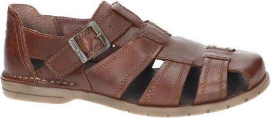 Camel Active -Heren -  bruin - sandaal gesloten - maat 47
