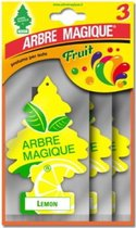 Arbre Magique luchtverfrisser Lemon Tris