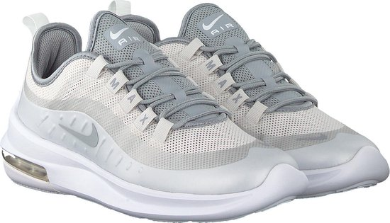 bol.com | Nike Air Max Axis sneakers dames zilver/wit