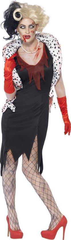 """""""Gruwelijke zombie Halloween kostuum voor dames - Verkleedkleding - Small"""""""