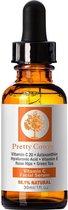 Gezicht Serum - Vitamine C - Anti age - Anti acne - Hydraterende werking - Celvernieuwing - Tegen pigmentvlekken - Gezichtsverzorging
