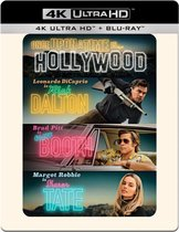 Once Upon A Time In Hollywood (4K Ultra HD Blu-ray) (Steelbook)