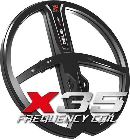XP X35 zoekschijf 28 cm voor Deus en ORX metaaldetector