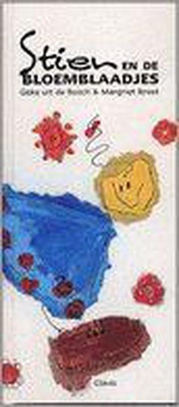Boek cover Stien en de bloemblaadjes van Geke uit de Bosch (Hardcover)