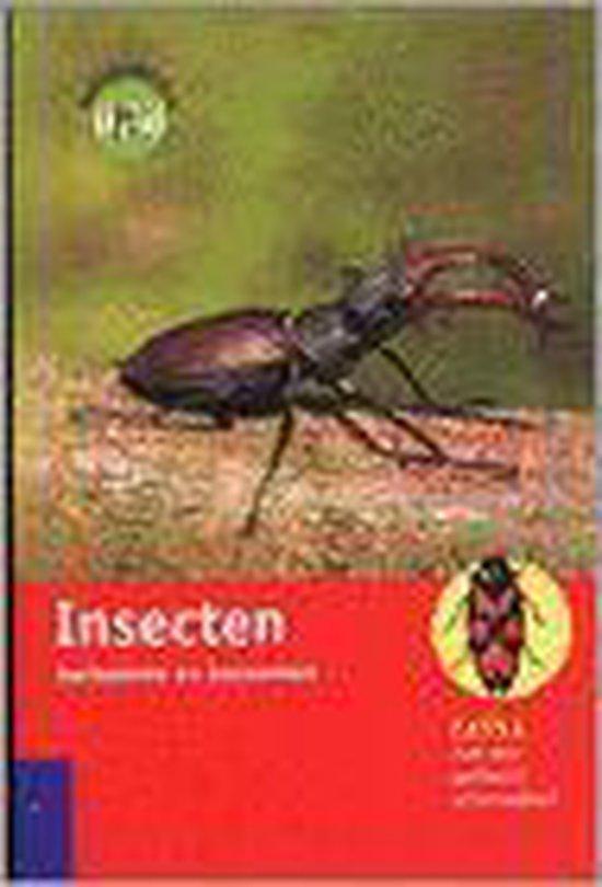 Insecten (Zonder Vlinders) Herkennen En Benoemen - Heiko Bellmann pdf epub