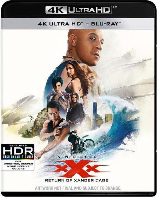 xXx: The Return of Xander Cage (4K Ultra Blu-ray)
