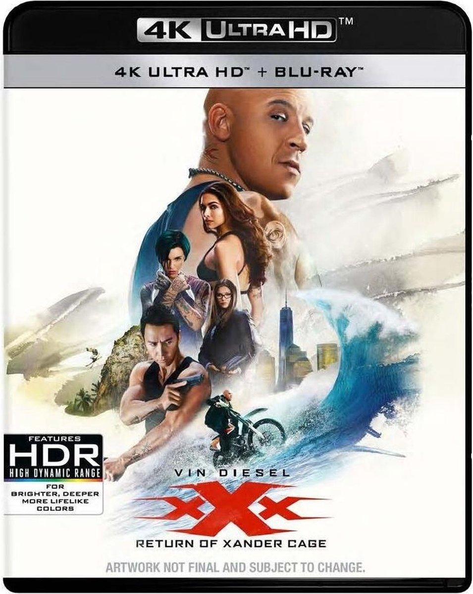 xXx: The Return of Xander Cage (4K Ultra Blu-ray)-