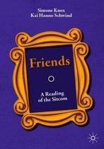 Boek cover Friends van Simone Knox