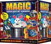 Magische Grote Goochelhoed & Konijn - Goocheldoos